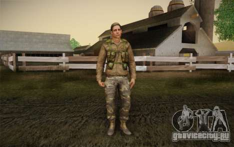Ben Mott для GTA San Andreas