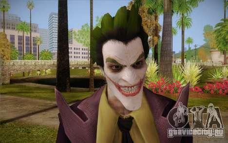 Joker from Injustice для GTA San Andreas третий скриншот