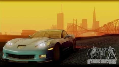 ENB by Stepdude 1.0 beta для GTA San Andreas седьмой скриншот