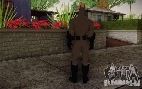 Batman для GTA San Andreas второй скриншот