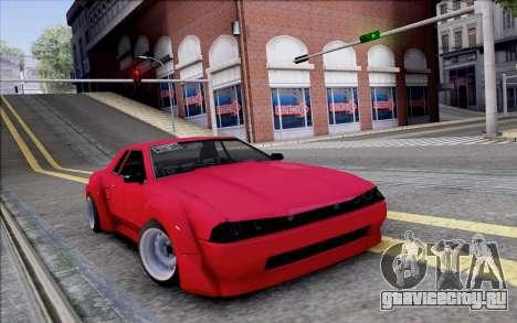 Elegy Rocket Bunny для GTA San Andreas