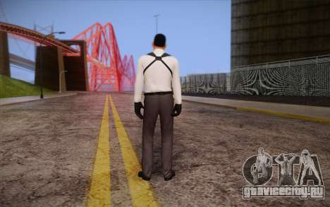 Leon the Professional для GTA San Andreas второй скриншот