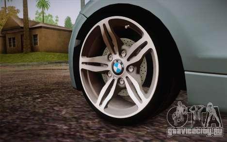 BMW 135i Limited Edition для GTA San Andreas вид сзади слева
