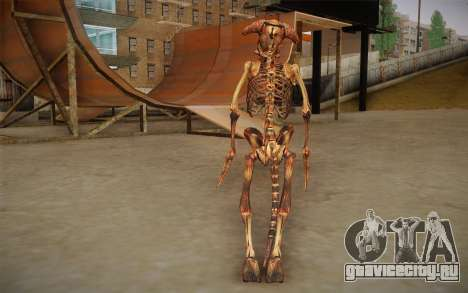 Kenny The Kleer from SS3 BFE для GTA San Andreas второй скриншот