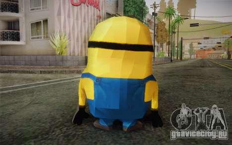 Миньон для GTA San Andreas второй скриншот