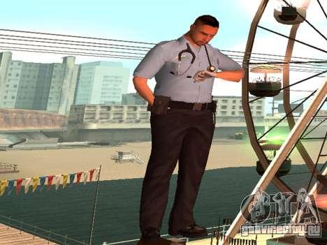 Pack Medic для GTA San Andreas пятый скриншот