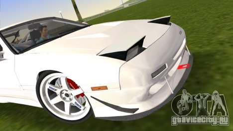 Mazda Savanna RX-7 III (FC3S) для GTA Vice City вид справа