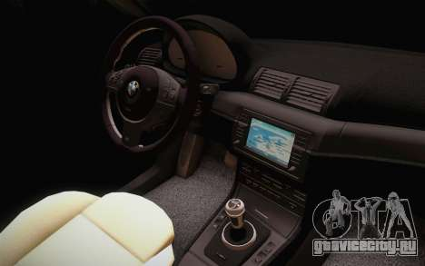 BMW 318 Ci 34 UNL 58 для GTA San Andreas вид справа