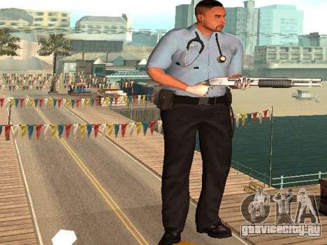 Pack Medic для GTA San Andreas второй скриншот