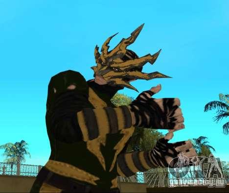 Электро для GTA San Andreas четвёртый скриншот