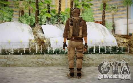 Наёмник в броне (COD MW3) для GTA San Andreas второй скриншот