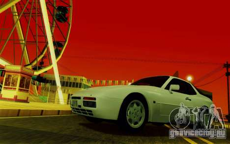 ENBSeries для слабых PC v2 [SA:MP] для GTA San Andreas седьмой скриншот