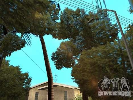 Джунгли на ул. Ацтек для GTA San Andreas пятый скриншот