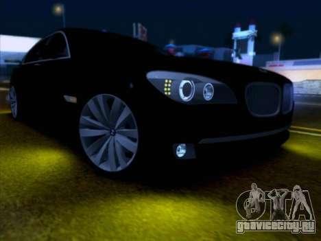 BMW 750li для GTA San Andreas вид справа