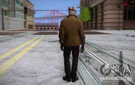 Jason Voorhees для GTA San Andreas второй скриншот