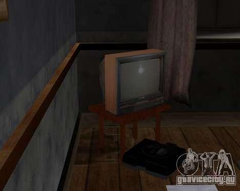 Цветной телевизор Альфа 51ТЦ-485ДИВ для GTA San Andreas третий скриншот