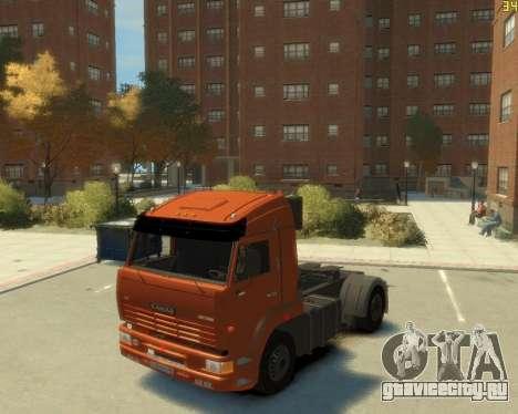 КамАЗ 5460 для GTA 4