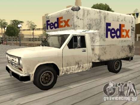 Новая реклама на автомобилях для GTA San Andreas седьмой скриншот