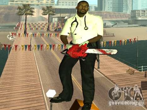 Pack Medic для GTA San Andreas шестой скриншот
