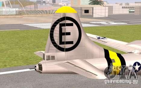 B-29A Superfortress для GTA San Andreas