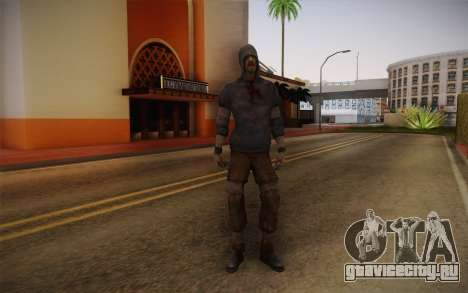 Hunter from Left 4 Dead 2 для GTA San Andreas