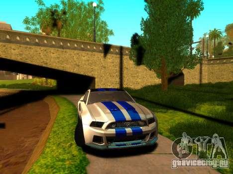 ENBSeries Realistic Beta v1.0 для GTA San Andreas