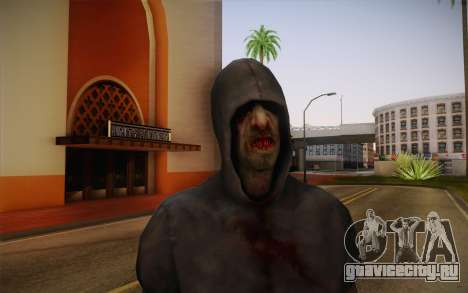 Hunter from Left 4 Dead 2 для GTA San Andreas третий скриншот