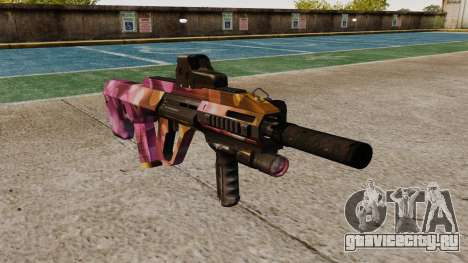 Автомат Steyr AUG-A3 Optic Dots для GTA 4