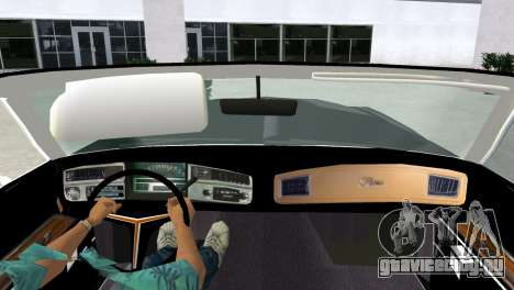 Buick Riviera 1972 Boattail для GTA Vice City вид справа