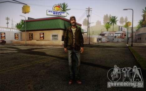 Kenny из The Walking Dead для GTA San Andreas