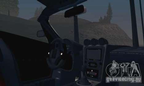 SSC Tuatara 2011 для GTA San Andreas вид справа