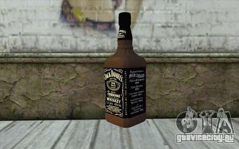 Jack Daniels Whiskey для GTA San Andreas