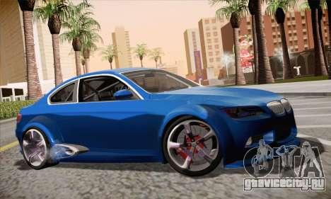 BMW M3 E92 SHDru Tuning для GTA San Andreas