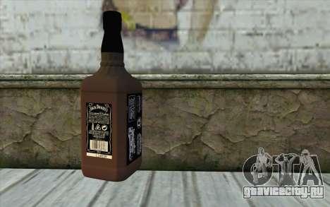 Jack Daniels Whiskey для GTA San Andreas второй скриншот