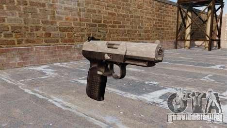 Пистолет FN Five-seveN ACU Camo для GTA 4