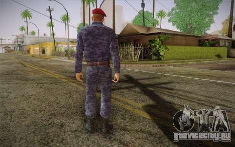 Беркут для GTA San Andreas второй скриншот