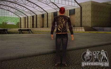 Woman Autoracer from FlatOut v3 для GTA San Andreas второй скриншот