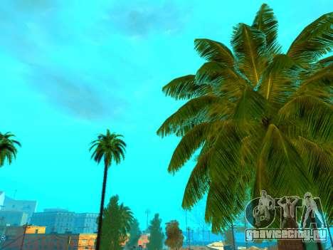 ENBSeries Realistic Beta v1.0 для GTA San Andreas шестой скриншот