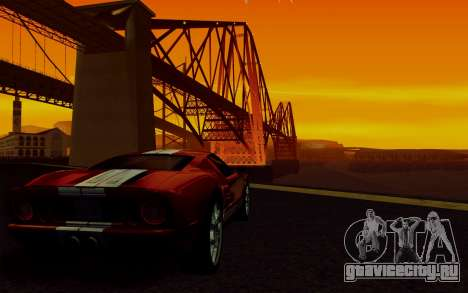 ENBSeries для слабых PC v2 [SA:MP] для GTA San Andreas