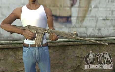 Fuzil FAL для GTA San Andreas третий скриншот