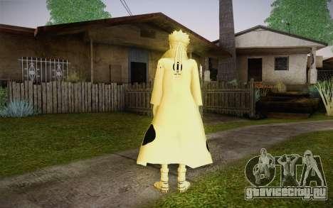 Naruto Kurama для GTA San Andreas второй скриншот