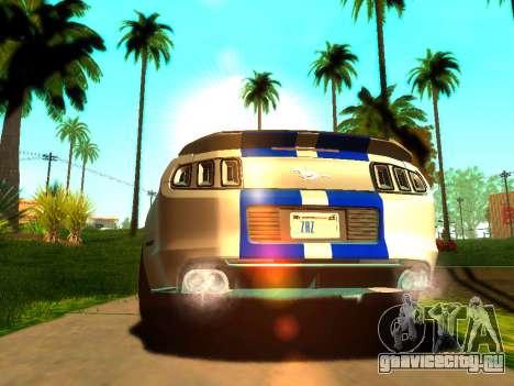 ENBSeries Realistic Beta v1.0 для GTA San Andreas второй скриншот