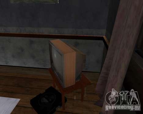 Цветной телевизор Альфа 51ТЦ-485ДИВ для GTA San Andreas второй скриншот
