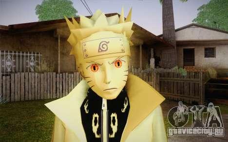 Naruto Kurama для GTA San Andreas третий скриншот