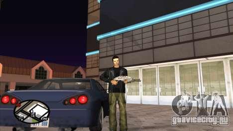 Ретекстур штанов из Binco для GTA San Andreas второй скриншот