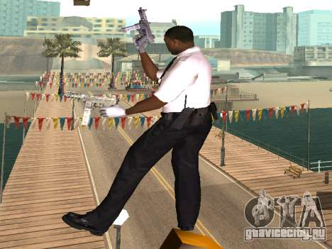 Pack Medic для GTA San Andreas третий скриншот