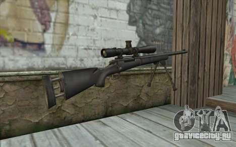 M-24 для GTA San Andreas второй скриншот