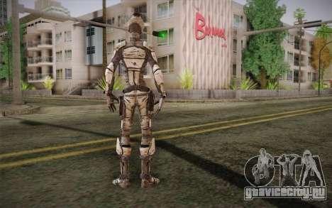 Zero из Borderlands 2 для GTA San Andreas второй скриншот