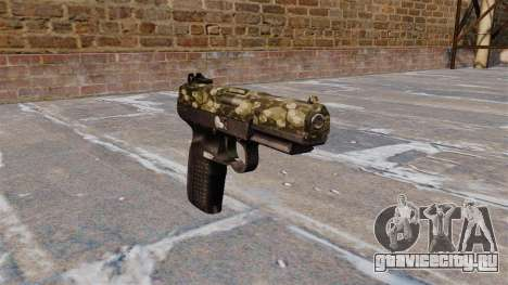 Пистолет FN Five-seveN Hex для GTA 4