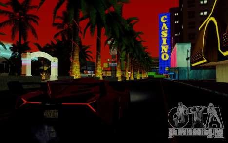 ENBSeries для слабых PC v2 [SA:MP] для GTA San Andreas пятый скриншот